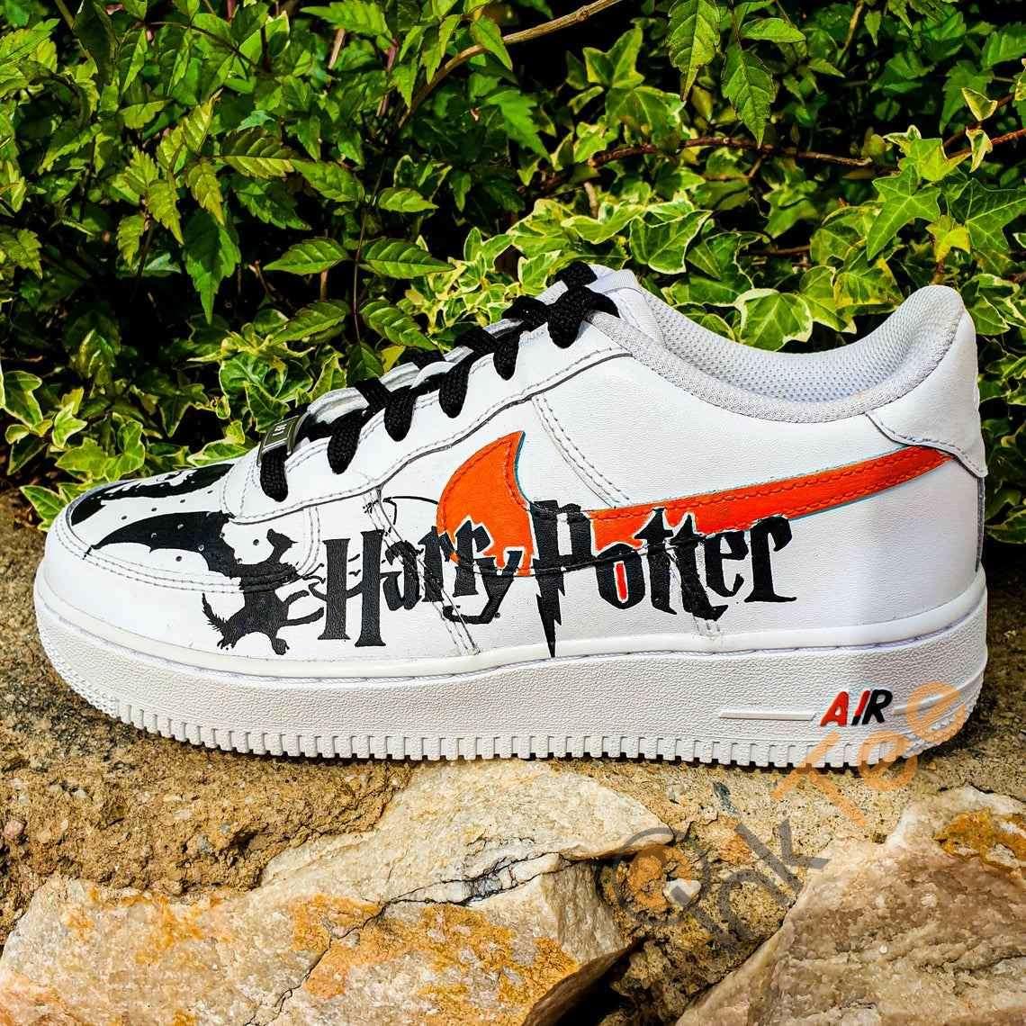 Harry Potter Custom Nike Air Force One