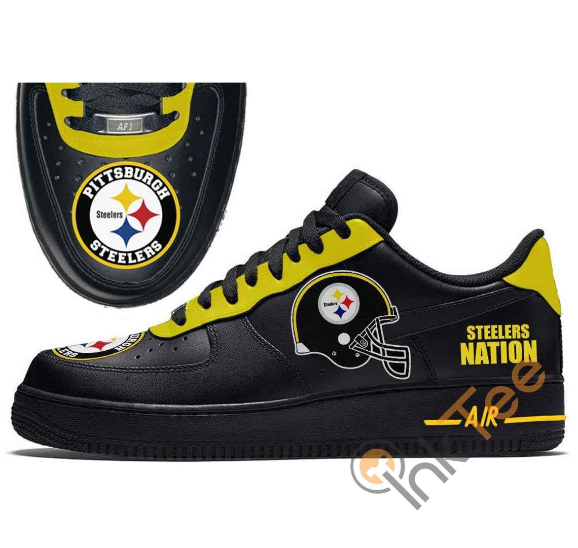 Pittsburgh Steelers Custom Custom Nike