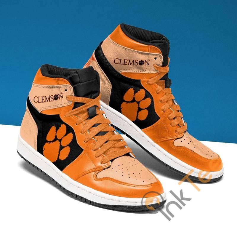 Clemson Tigers Basketball Custom