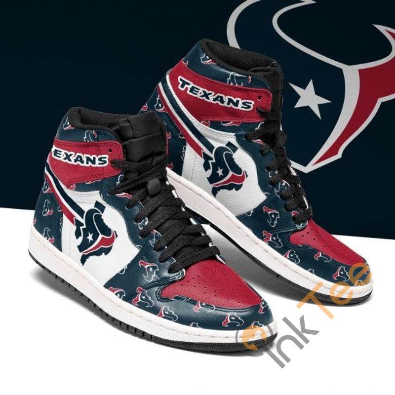 Houston Texans Custom It1251 Air Jordan