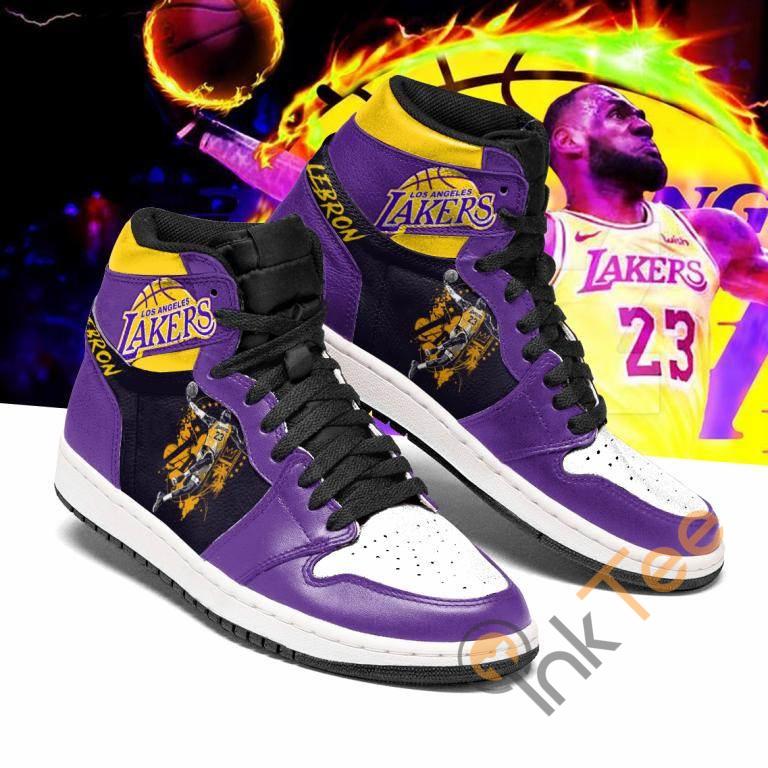 Lebron James Custom It1635 Air Jordan Shoes