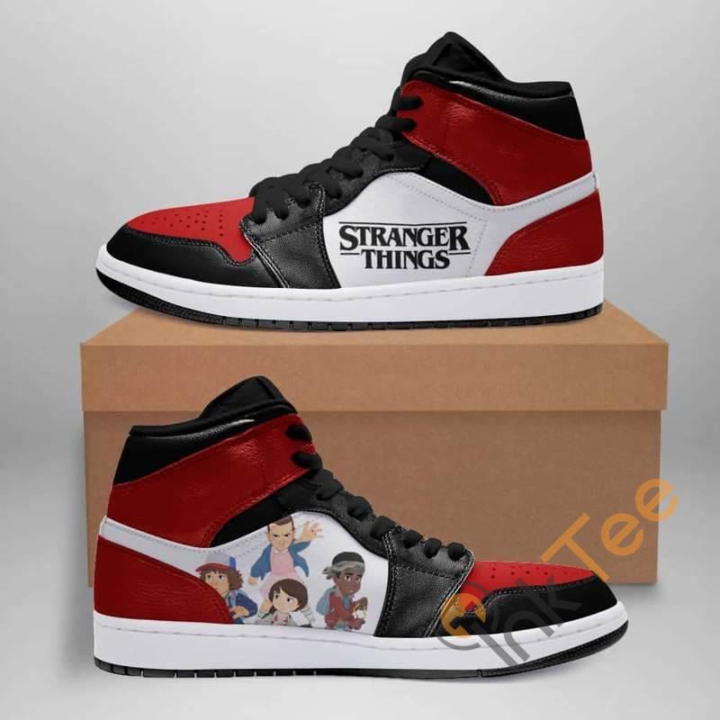 giro Descomponer Por encima de la cabeza y el hombro  Stranger Things Sport Custom Sneakers It2818 Air Jordan Shoes