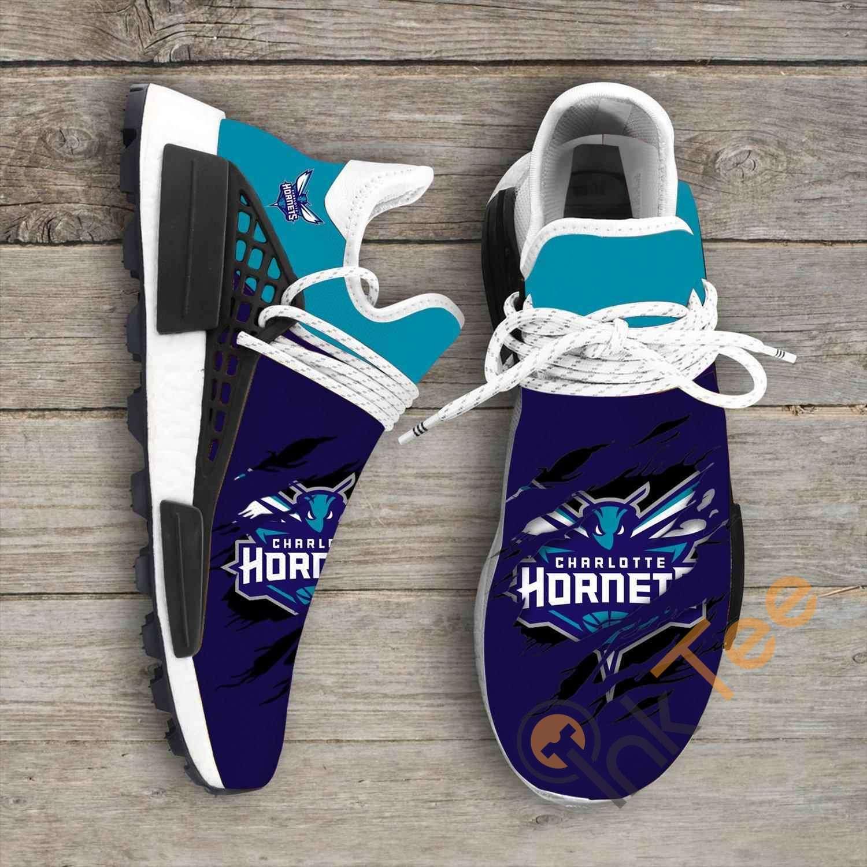Charlotte Hornets Nba Ha02 NMD Human Shoes