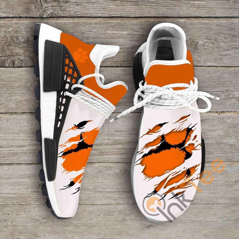 Clemson Tigers Ncaa Ha02 NMD Human Shoes