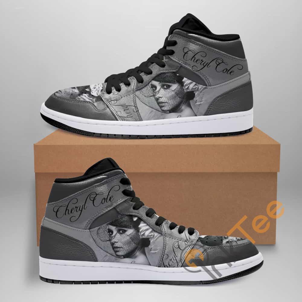 Cheryl Cole Custom Air Jordan Shoes