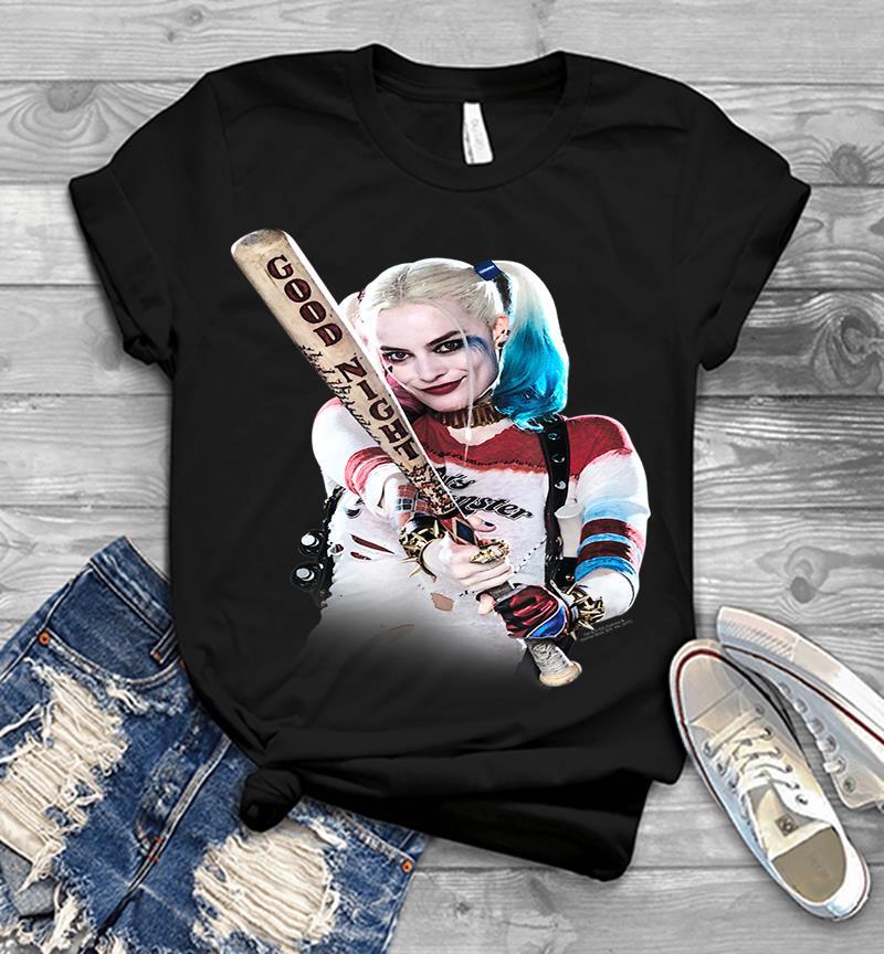 Suicide Squad Harley Quinn Bat At You Sweatshirt