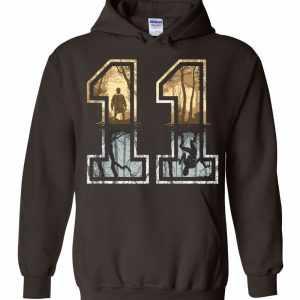Stranger Things 11 Logo Hoodies Amazon Best Seller