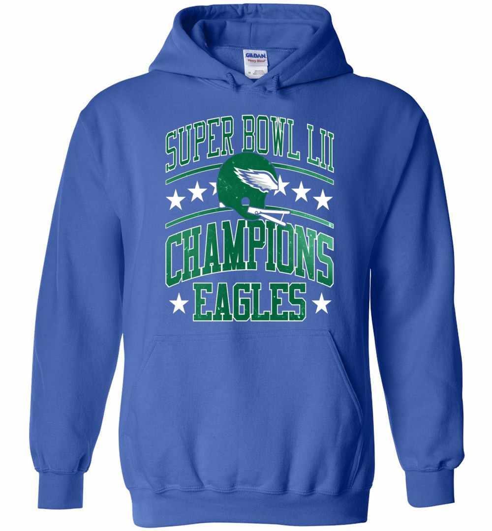 hot sale online 39a64 a5b02 Super Bowl 52 Champions The Philadelphia Eagles! Hoodies