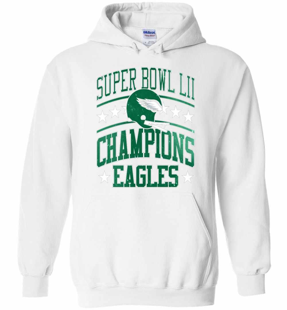 hot sale online d9809 7c6fd Super Bowl 52 Champions The Philadelphia Eagles! Hoodies