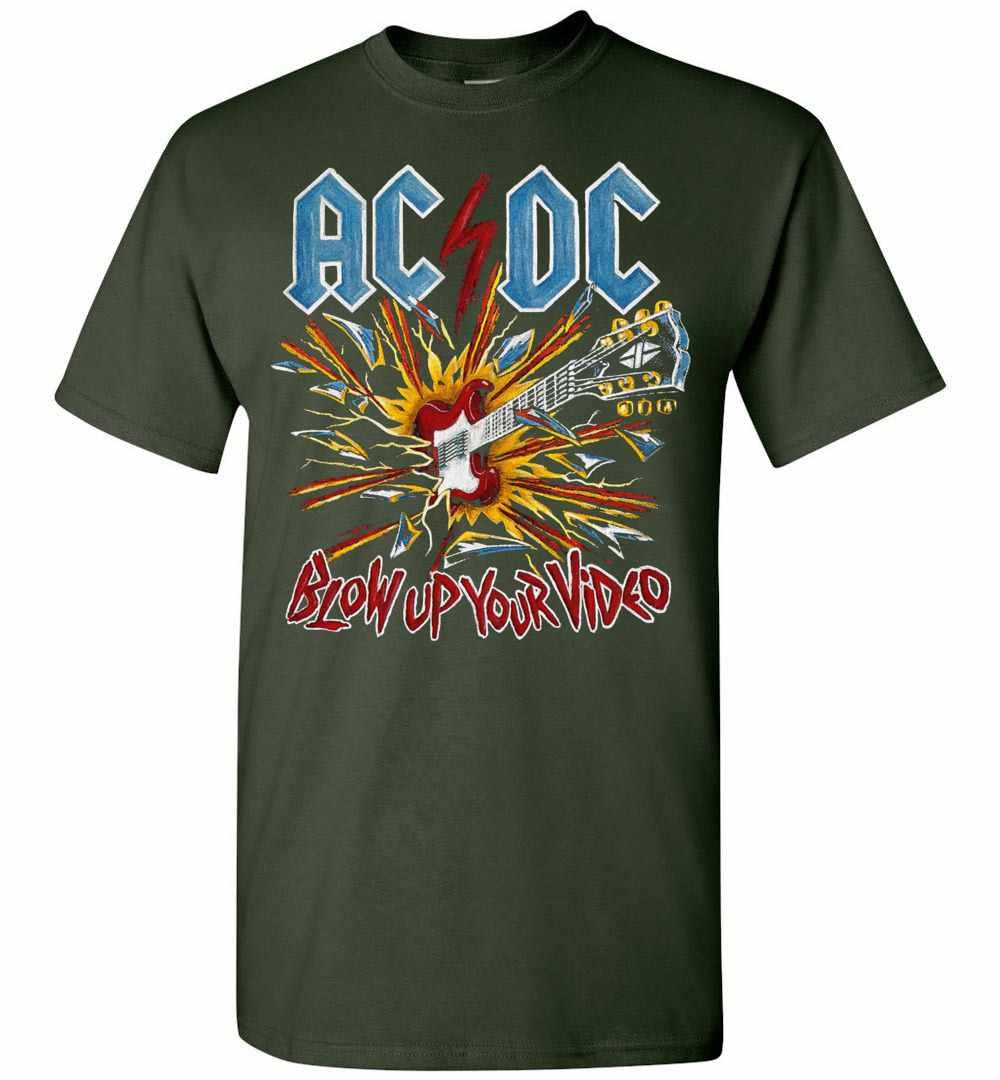 16b22fb1268 Gucci Ac Dc Men s T Shirt Amazon Best Seller