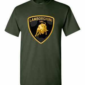 Lamborghini Men's T Shirt Amazon Best Seller