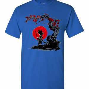 Saiyan Under The Sun Men's T Shirt Amazon Best Seller
