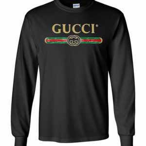 Gucci Premium Long Sleeve T-Shirt
