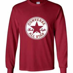 Converse Long Sleeve T-Shirt