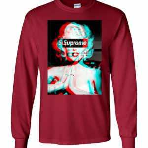 d96cef0d5514 Supreme Simpsons Long Sleeve T Shirt Amazon Best Seller