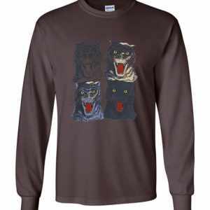 Gucci Tiger Face Oversize Long Sleeve T Shirt Amazon Best Seller
