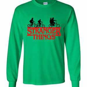 Stranger Things Long Sleeve T Shirt Amazon Best Seller