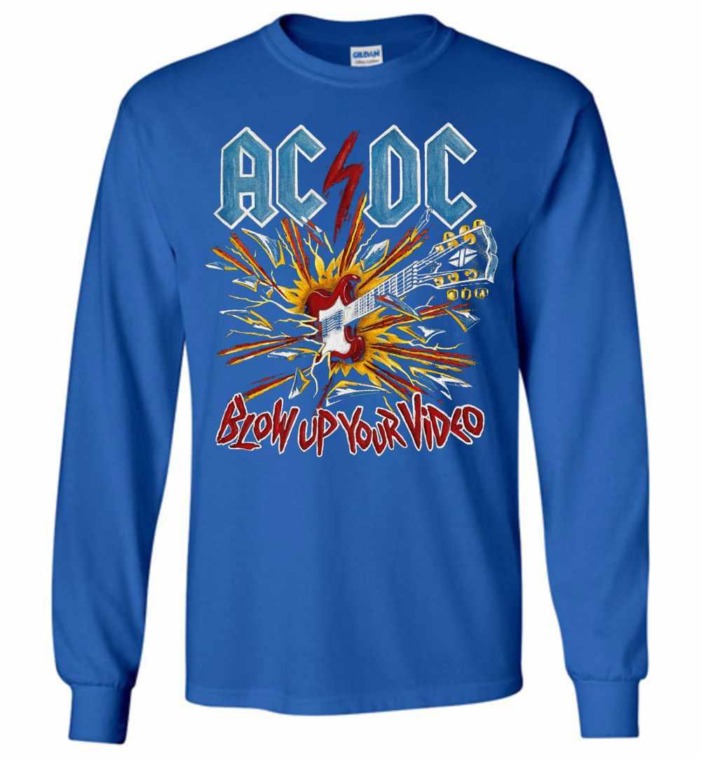 7b7183d478b5 Gucci Ac Dc Long Sleeve T Shirt Amazon Best Seller
