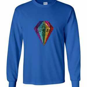 8b5ed985 Gucci Sequin Diamond Long Sleeve T Shirt Amazon Best Seller