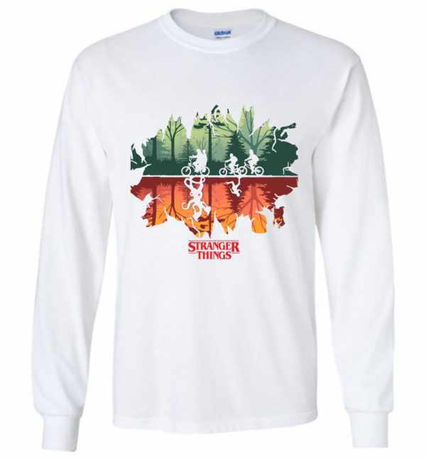 New Stranger Things Long Sleeve T Shirt Amazon Best Seller