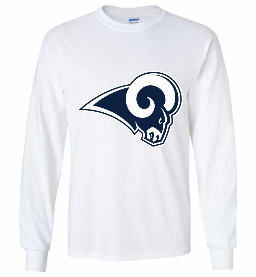 Trending Los Angeles Rams Ugly Best Long Sleeve T-Shirt 837949ffa