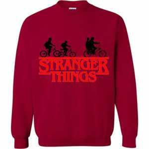 Stranger Things Sweatshirt Amazon Best Seller