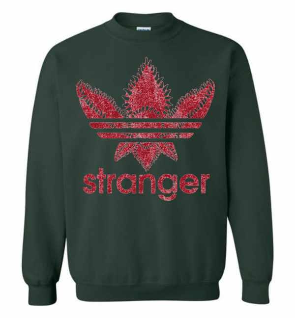 Stranger Things Adidas Sweatshirt Amazon Best Seller