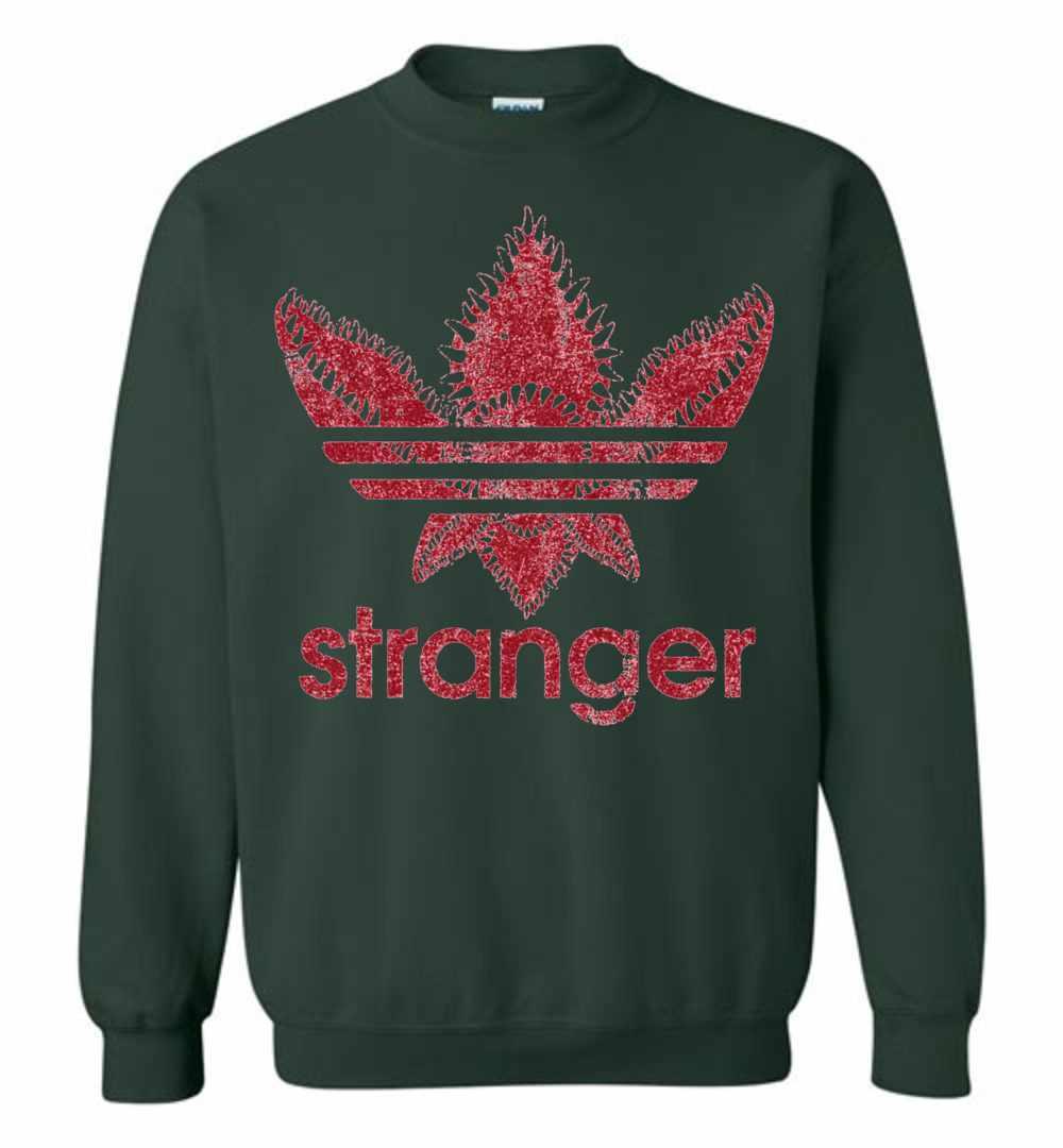 Stranger Things Adidas Sweatshirt