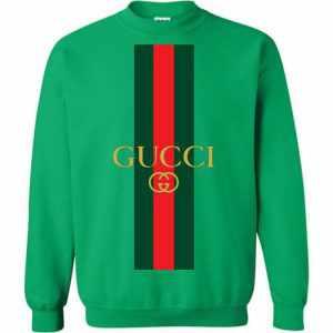 Gucci 2018 Logo Sweatshirt Amazon Best Seller