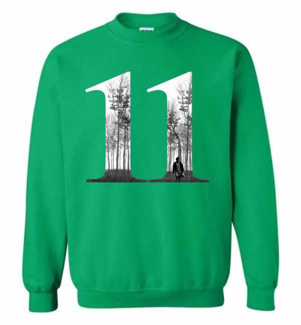 Stranger Things Eleven Sweatshirt Amazon Best Seller