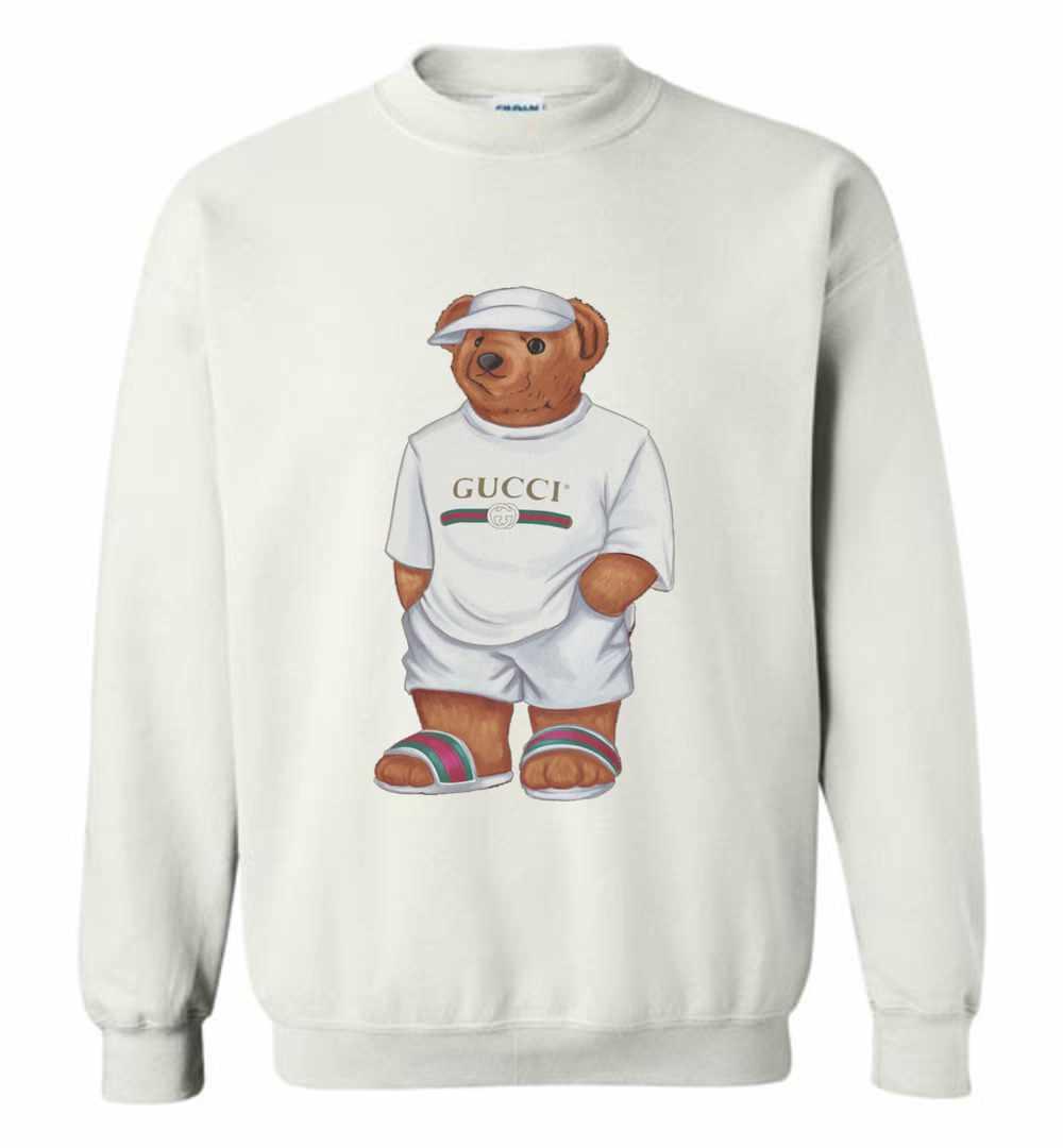68156f12e29 Life s Gucci Bear Sweatshirt Amazon Best Seller