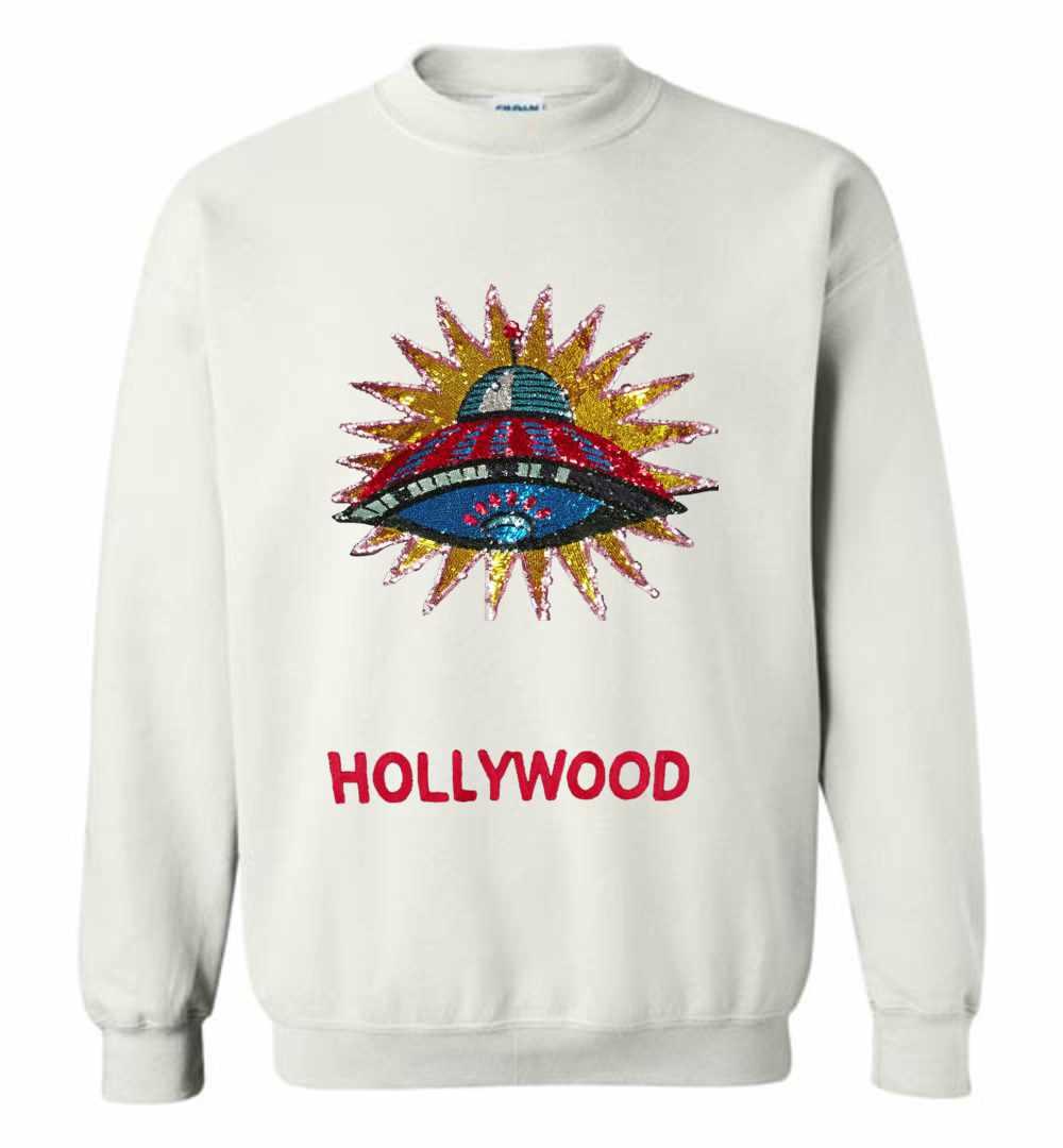 7ab4e5c7 Gucci Ufo Embroidered Sweatshirt ...
