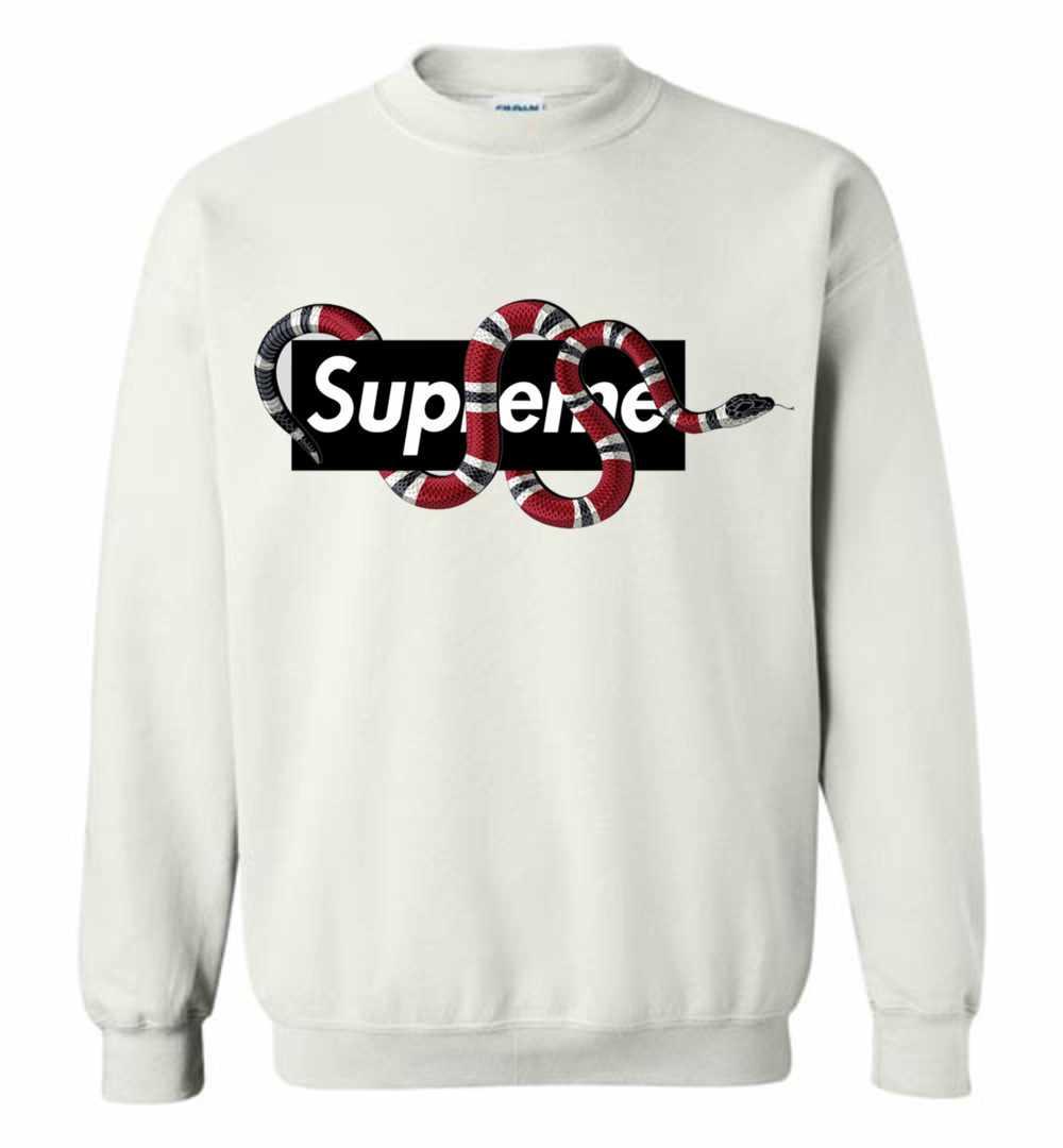 af6d6eb8fef24 Supreme Gucci Sweatshirt