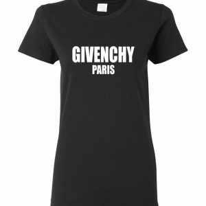 1611f157d9189c Givenchy Paris Women's T-Shirt
