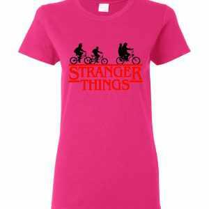 Stranger Things Women's T Shirt Amazon Best Seller