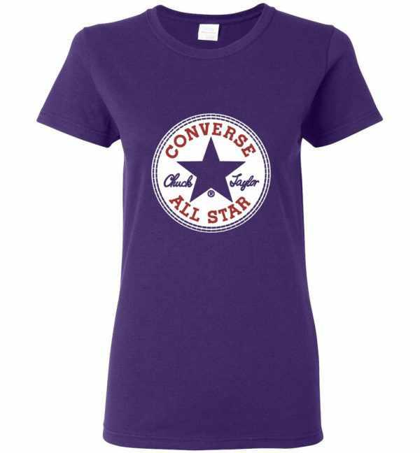 Converse Women's T Shirt Amazon Best Seller