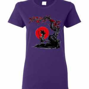 Saiyan Under The Sun Women's T-Shirt