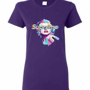 Marilyn Monroe Supreme Women's T-Shirt