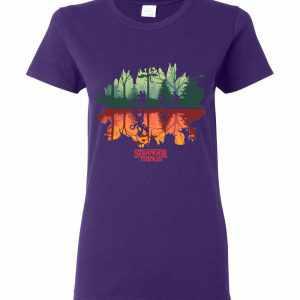 New Stranger Things Women's T-Shirt
