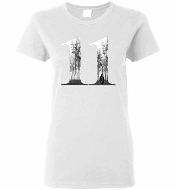 Stranger Things Eleven Women's T Shirt Amazon Best Seller