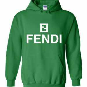 Fendi Logo Hoodies Amazon Best Seller