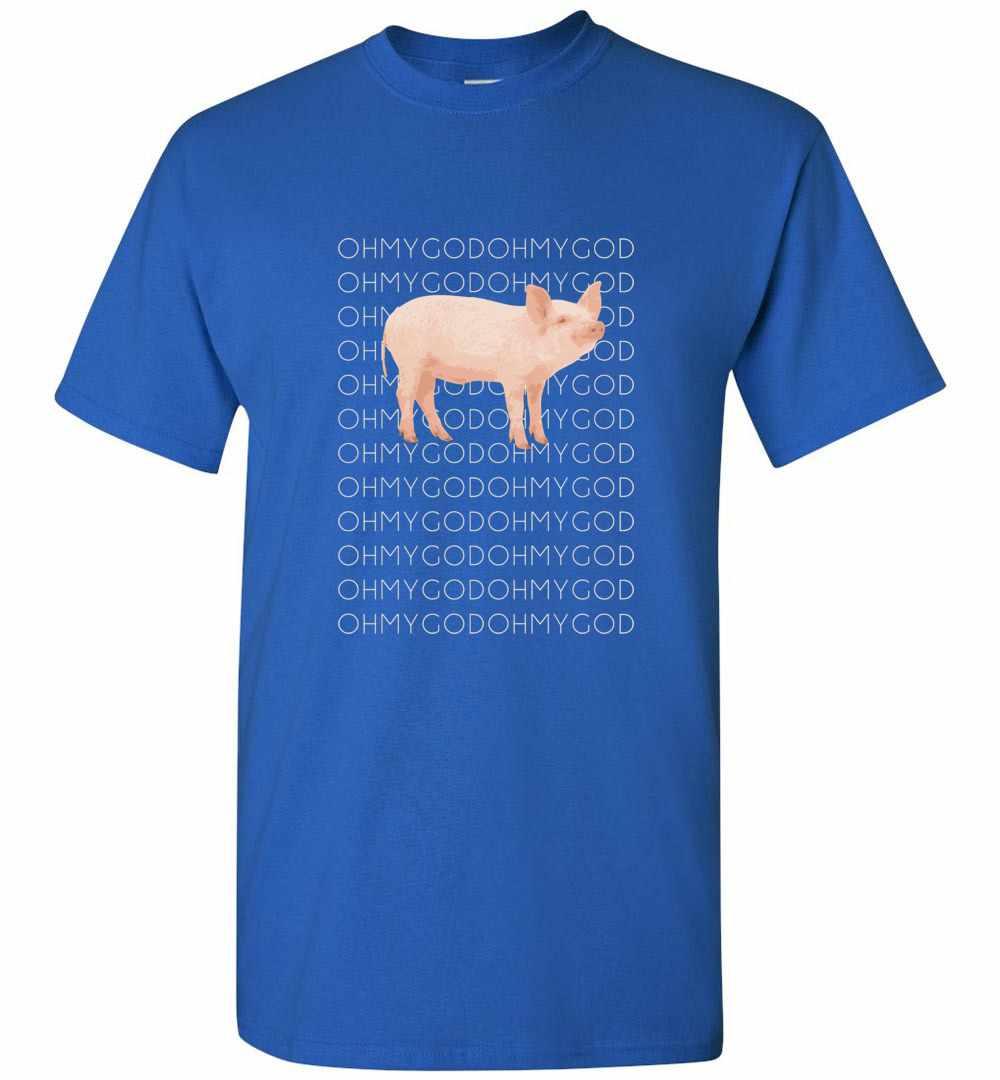 f90b32daea Shane Dawson Oh My God Pig Men's T Shirt Amazon Best Seller