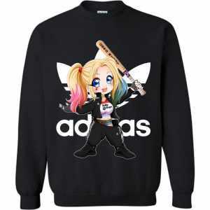 Harley Adidas Sweatshirt