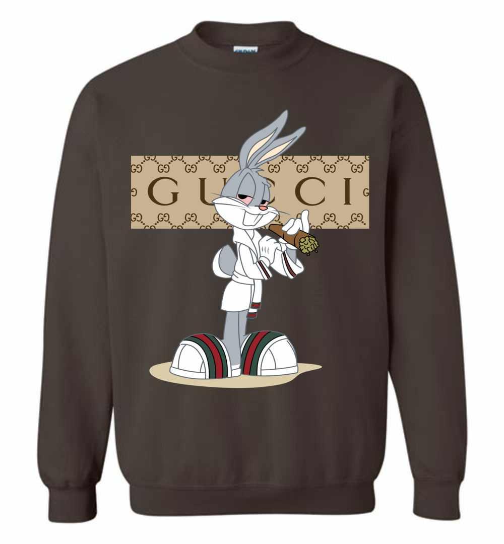 aee3025c083b Gucci Bugs Bunny Play It Cool Sweatshirt Amazon Best Seller