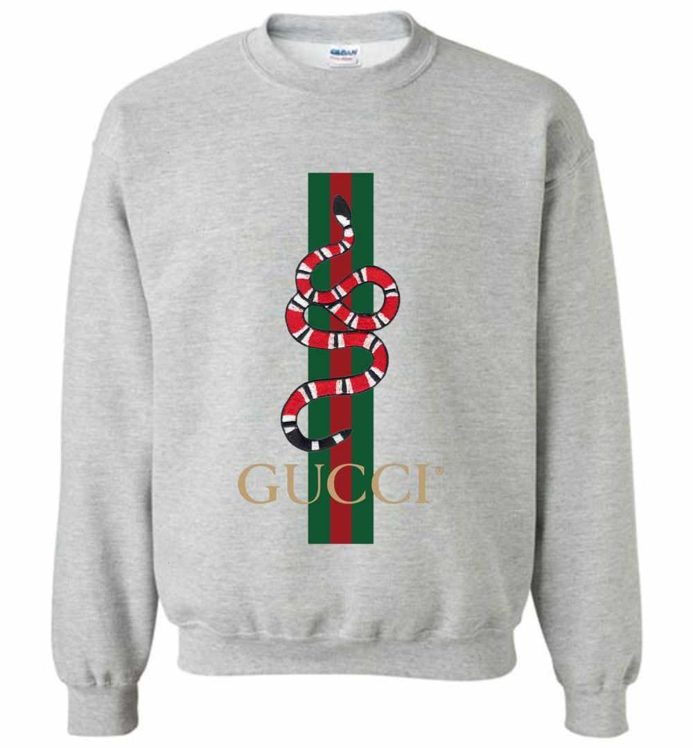 d7f1a3cee2b Gucci Snake Sweatshirt Amazon Best Seller