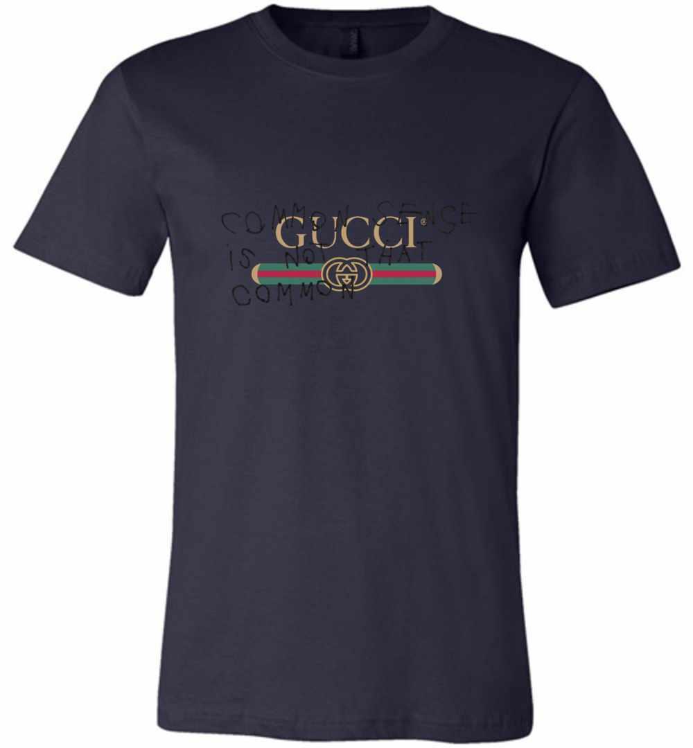 984200fa Gucci Vintage Logo Premium T Shirts Amazon Best Seller
