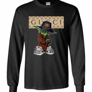 Yoda Gucci Long Sleeve T-Shirt