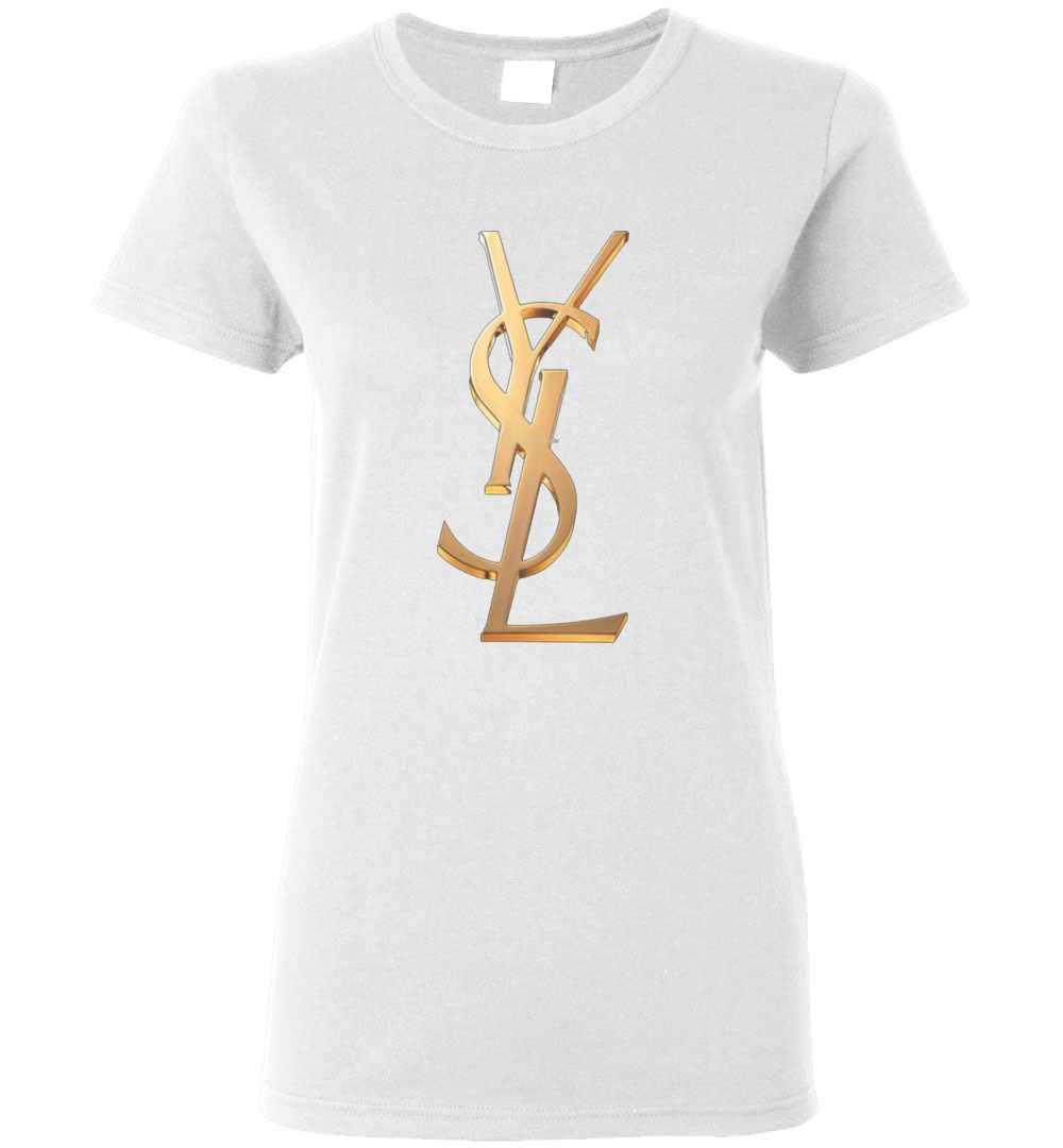 saint laurent women 39 s t shirt. Black Bedroom Furniture Sets. Home Design Ideas