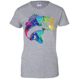 Fishing for Bass Fisherman Fishing Gifts Women's T-Shirt