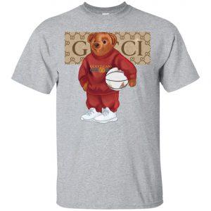 Sport Bear Gucci Men's T-Shirt